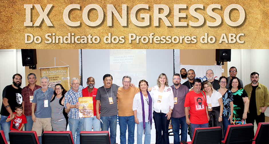 RESOLUÇÕES DO IX CONGRESSO DO SINPRO ABC
