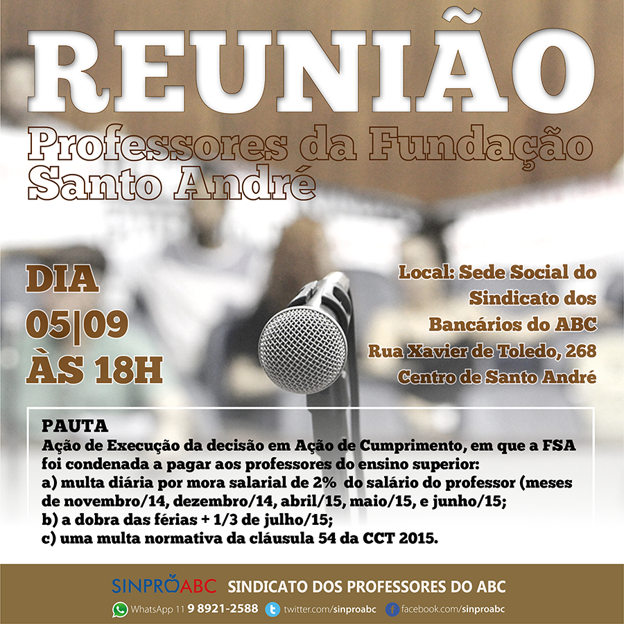reuniao fundacao 05 09 2019 as 18h